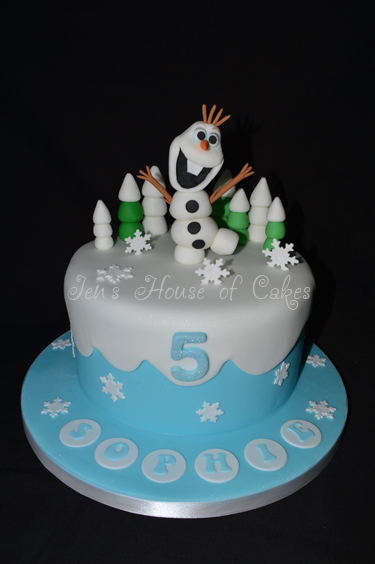 Childrens Birthday Cakes By Jens House Of Based In Ingleby